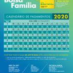 Calendário Bolsa Família 2020 - Datas e Informações