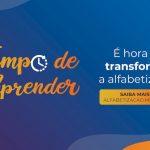 Programa Tempo de Aprender Alfabetização MEC