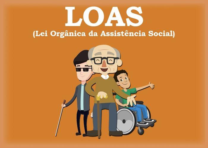 Benefício Assistencial à Pessoa Com Deficiência (BCP) da Lei Orgânica (LOAS)