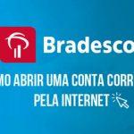 Abrir Conta Banco Bradesco
