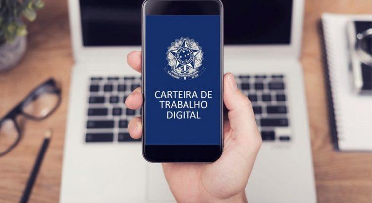 Baixar Carteira de Trabalho Digital