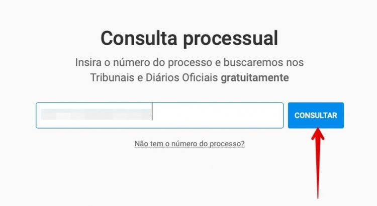 TJRS Consulta Processual Online