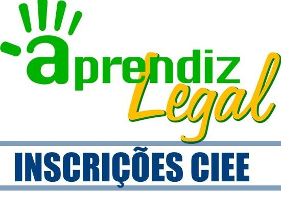 inscricoes Aprendiz Legal