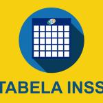 Tabela do INSS 2021- Calendário