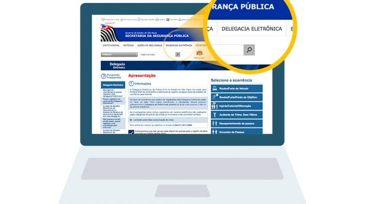 Boletim de Ocorrência Online