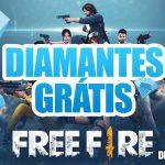 5 Formas para ganhar Diamantes Free Fire Grátis 💎