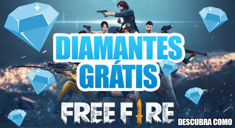 Diamantes Free Fire Grátis
